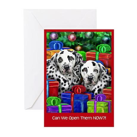 Dalamatian Christmas Greeting Cards (Pk of 20)
