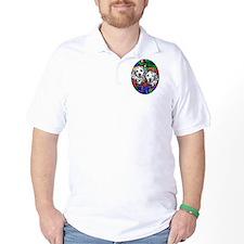 Dalamatian Christmas T-Shirt