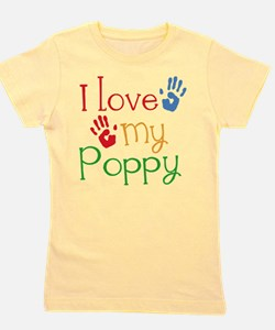 Cool And poppy Girl's Tee