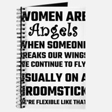 Women Are Angels... Journal