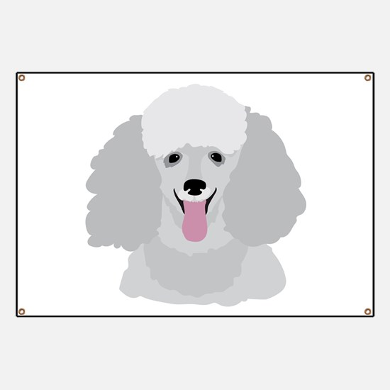Toy Poodle Banner