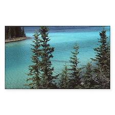 Emerald Lake , Yukon Decal