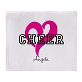 Cheerleading Fleece Blankets