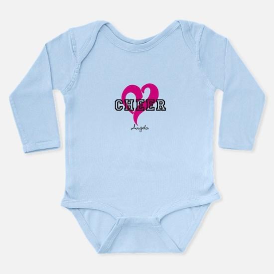 Love Cheer Heart Body Suit