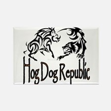 Hog Dog Republic Magnets