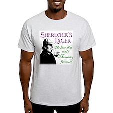 Sherlock's Lager T-Shirt