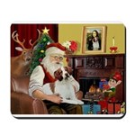 Santa's Brittnany Mousepad