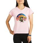 XMusic2-BullMastiff Performance Dry T-Shirt