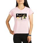 Night Flight/ Catahoula Performance Dry T-Shirt