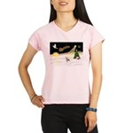 Night Flight/C Crested #9 Performance Dry T-Shirt