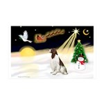 Night Flight/Eng Springer L3 35x21 Wall Decal
