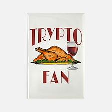 Thanksgiving Humor Tryp Rectangle Magnet (10 pack)