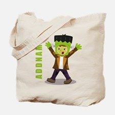 Halloween Green Goblin Personalized Tote Bag