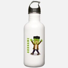 Halloween Green Goblin Water Bottle