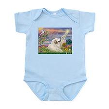 Cloud Angel / Great Pyrenees Infant Bodysuit