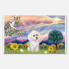 Cloud Angel /Poodle(min W) Decal