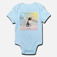 Clouds /St. Bernard (RUFUS) Infant Bodysuit