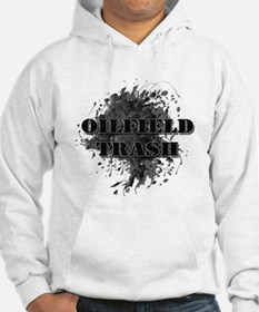 Oilfield Oil Splash Trash Hoodie