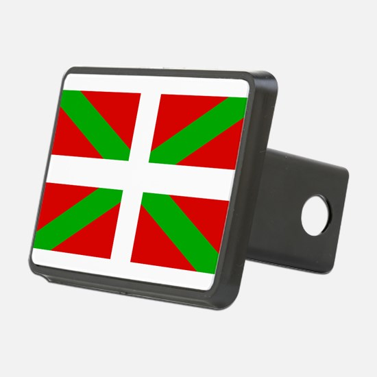 Basque Flag Hitch Cover