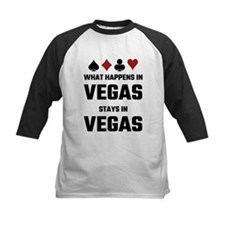 What Happens In Vegas Stays In Veg Baseball Jersey