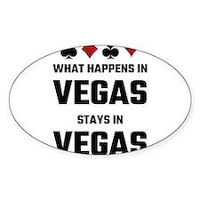 What Happens In Vegas Stays In Vegas Decal