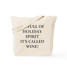 WINE! Tote Bag