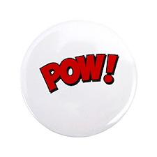 "Pow! 3.5"" Button (100 pack)"