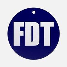 FDT Ornament (Round)