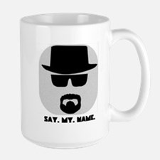 Say My Name Mugs
