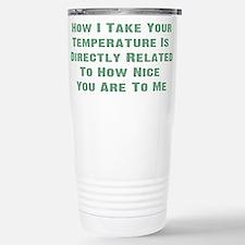 Cool Emergency room nurse Travel Mug