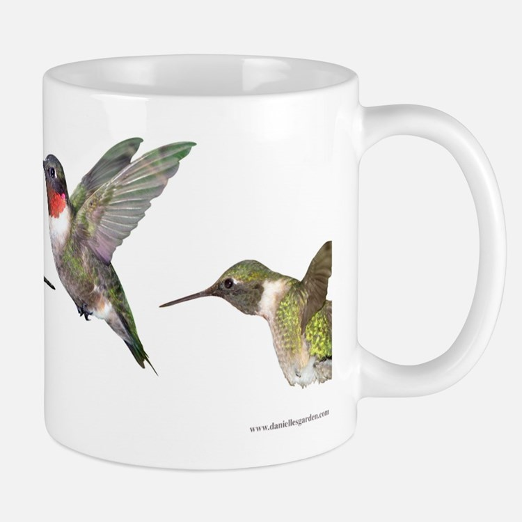 Cute Hummingbird Mug