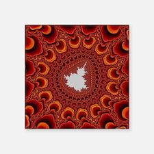 Source Code Frax Fine Fractal Art Sticker