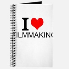 I Love Filmmaking Journal
