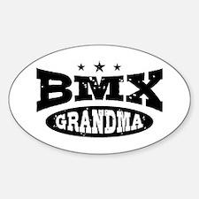 BMX Grandma Decal