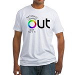 The Big OUT Fitted T-Shirt