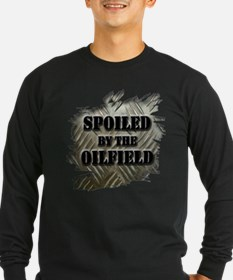 Spoiled By The Oilfield Corrugated Metal T