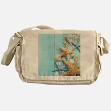 Seashells Messenger Bag