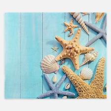 Seashells King Duvet