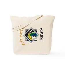STS 122 Atlantis NASA Tote Bag