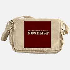 NaNoWriMo Messenger Bag