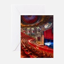 Unique Musical theatre Greeting Cards (Pk of 10)