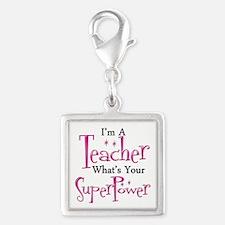 Super Teacher Charms