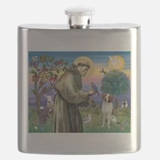 St. Fran. / Brittany Flask