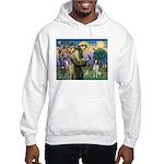St. Fran. / Brittany Hooded Sweatshirt