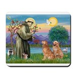 StFrancis-2Goldens.png Mousepad
