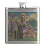 Saint Francis' Golden Flask