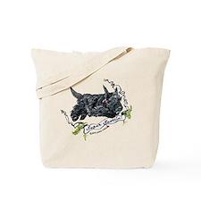 Super Scottih Terrier Tote Bag