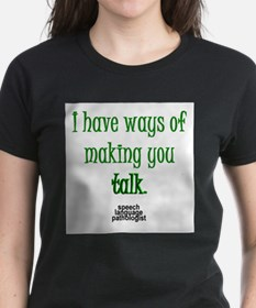 Speech therapy funny Tee