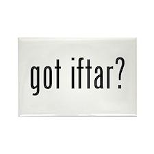 got iftar? Rectangle Magnet