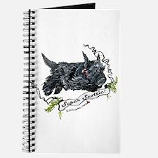 Super Scottih Terrier Journal